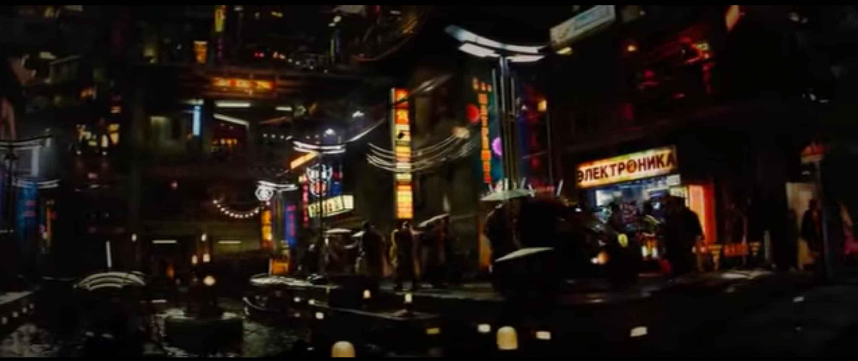 кадр из фильма Total Recall